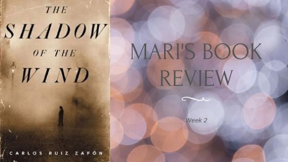 mari's book review